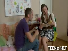 charming legal age teenager meets a jock