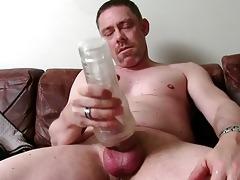 hawt str dad tucker masturbating