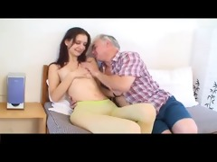 diminutive tittted cutie receives drilled by
