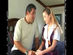 legal age teenager babysitter sabrina jade does