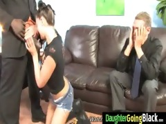 young daughter with priceless ass drilled by a