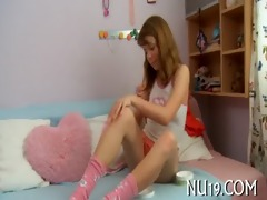 constricted legal age teenager butt porn