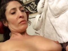 aged woman seduces juvenile hotty by achilles