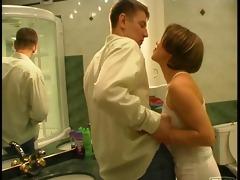 ethel bathroom action