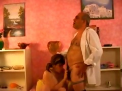 grandpa banging busty cutie by troc