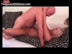 naughty old lad goes insane licking part2