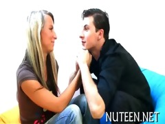 see wild legal age teenager sex scene