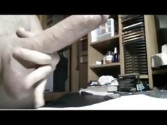 daddys large jock shootin that cum!
