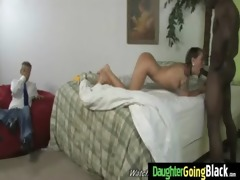 juvenile daughter with precious butt drilled by a