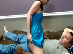 daughter seduces her daddy and acquires preggo