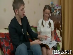 cute legal age teenager rudely used & fucked