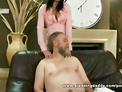 horny old chap copulates the trophy wife
