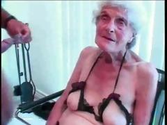 grandma ginette 08 years by snahbrandy