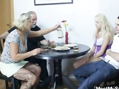 vicious parents fuck their sons gf