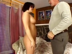 old dicks and youthful chicks - scene 3 -