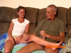 daddy copulates daughter whilst mom&#1411 s