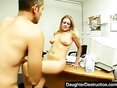 gal legal age teenager daughter widen her cookie