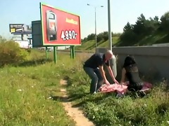 wicked pair public sex roadside