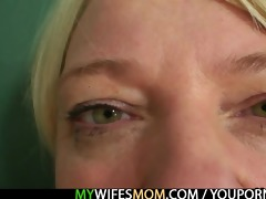 masturbating mother in law receives busted and
