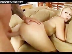 juvenile girl monsterfucked in her throat and cunt