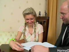 hawt golden-haired legal age teenager bitch with