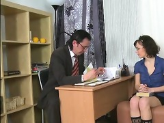oral-sex for aged teacher