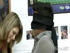 legal age teenager tricksteers behaving badly