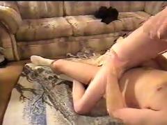 hotty sucks and fucks mature stud