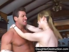 daughter exceedingly hatefucked
