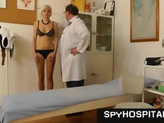 s garb male physical exam spy movie