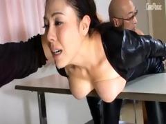 perverted bondman woman who handled negotiations