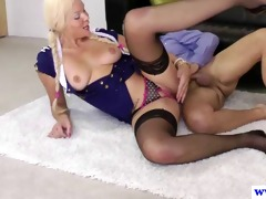 old brit chap pussylicks sailor honey