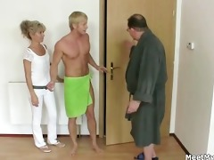 his mamma and daddy tricks her into sex