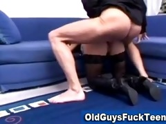 old chaps fuck hawt younger hottie