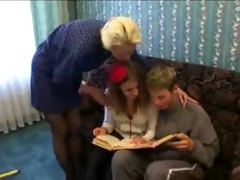russian family receives it is on