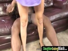 juvenile daughter with wonderful arse screwed by