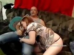 daddy and perverted daughter do anal