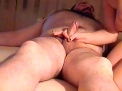 super blowjob, my fucker goes insane with enjoying
