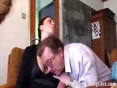 grandpapa plays perverted games