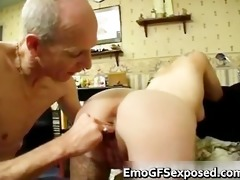 old papy fucking youthful tattooed wife part0