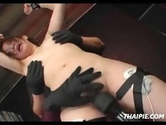 oriental daughter dominated by a mom
