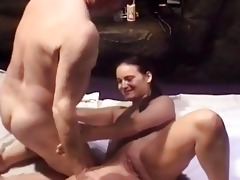 youthful czech cutie and old chap fuck