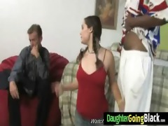 youthful daughter with worthy wazoo drilled by a