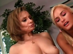 mommy and daughter throat fuck weenie