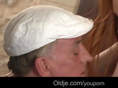 sexually excited oldmen fuck in group juvenile