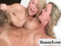 sexy mama with large bra buddies and her