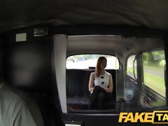 faketaxi red head with large natural breasts