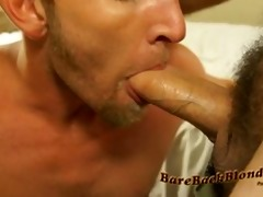 raw servicing a massive dad pounder