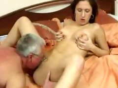 french daughter taboo family sex with old dude