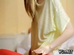 fingers stimulating love button